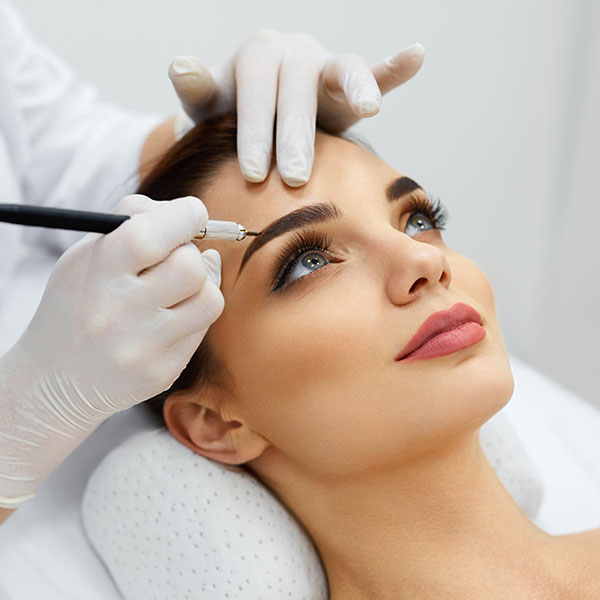 nano brow procedure